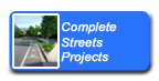 Complete Streets Projects button