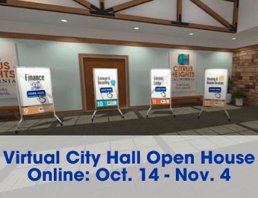 City Hall Open House - newsflash