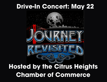"the band ""Journey Revisted"" logo"
