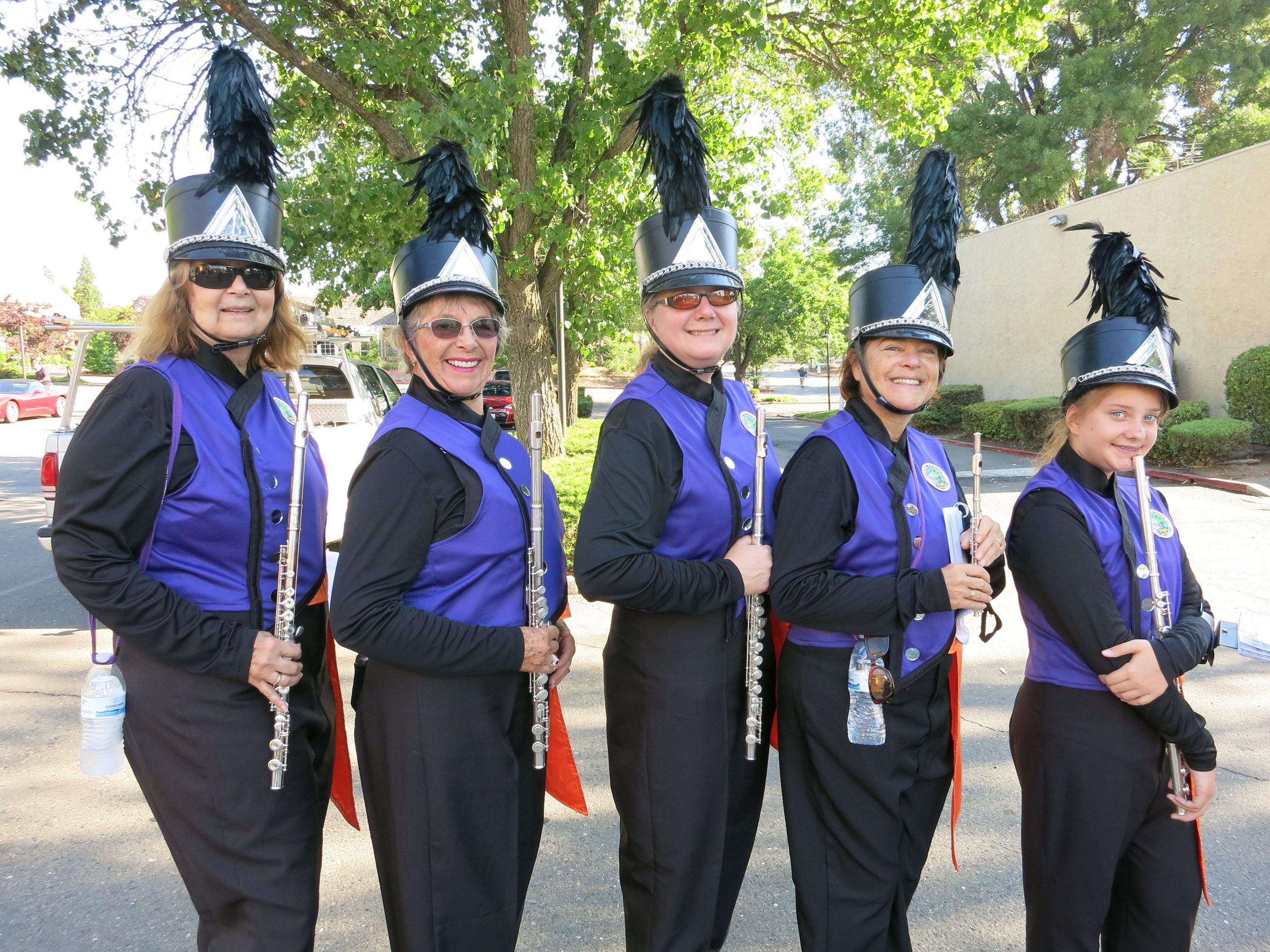 Citrus Heights Community Marching Band