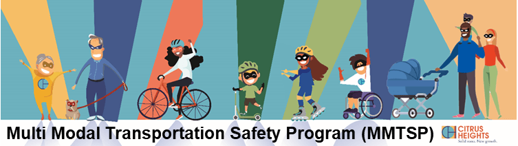 Multi Modal Transporatation Safety Program web banner
