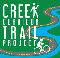 Creek Corridor Trail Project Logo