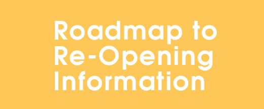 Roadmap to reopening ED pages