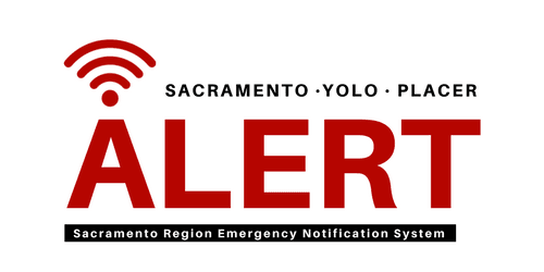 Sacramento Region Citizen Alert Logo Opens in new window